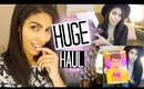HUGE HAUL | Boxycharm Beauty Boxes & Try On Clothing Haul