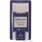 Johnson & Johnson Cotton Swabs