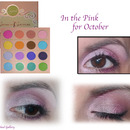 Using Sigma creme de couture palette Cherry Blossom