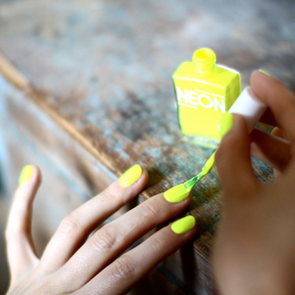 Trend: Neon Nails | Beautylish
