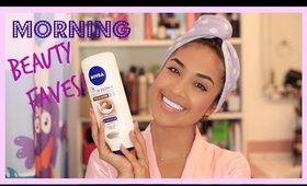 Morning Beauty Favorites!