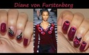 Two Fashion Inspired Nail Designs: Diane von Furstenberg 2014