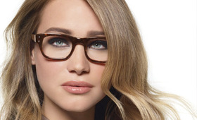Bobbi Brown's Makeup Tips for Glasses