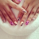 #floral #nails