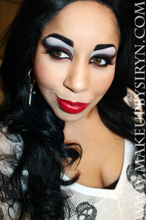 Miss Sinister Inspired Look! X-Men Villainesses Collaboration with Artist Sara Richard Part 2!  http://makeupbysiryn.com/2013/03/27/miss-sinister-inspired-look-x-men-villainesses-collaboration-with-artist-sara-richard-part-2/