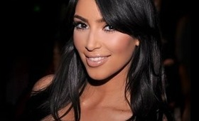 ♥ Kim Kardashian Curls ♥ No Heat!!
