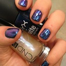 Galaxy Nails without the FUSS!