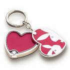 Playboy Beauty Gloss & Go Keychain
