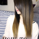 How to fake healthy, shiny looking hair