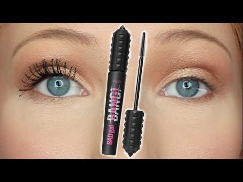 39586217f10 BENEFIT BAD GAL BANG MASCARA | Is It Worth The Money?! (REVIEW & DEMO)