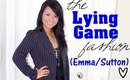 Fashion Inspiration: The Lying Game (Emma/Sutton) Collab with Belasspirit!