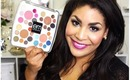 Em Cosmetics by Michelle Phan Review ♥ Beach Life Palette + Swatches