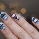 Winter Sweater Nails