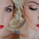 Marilyn Monroe-Tutorial in Description