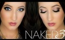 Naked 3 Tutorial | Megan McTaggart