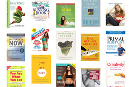 15 Books For A Healthy Mind, Body, And Spirit