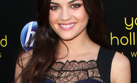 Young Hollywood Awards Makeup: Lucy Hale