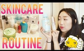 My Skincare Routine | Tips & Tricks for Clear Skin and Eczema