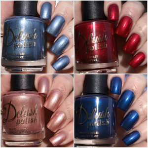 http://www.thepolishedmommy.com/2014/12/delush-nue-collection.html