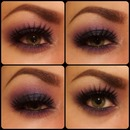 Soft Purple Smokey