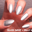 Sally Hansen Silver Sweep