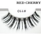 Red Cherry False Eyelashes #110