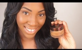 Full Coverage Foundation Routine feat Fashion Fair Perfect Finish Souffle (Mini Review)