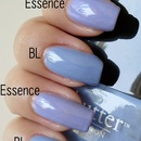 Essence vs. Butter London