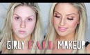 Chit Chat GRWM ♡ Girly Fall Makeup - Trying Out New Makeup