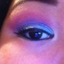 Cotton Candy Eye