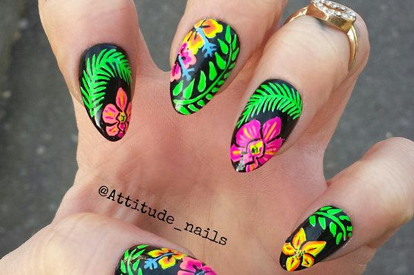 Nail Art Superstar: Nikki Price of Attitude Nails