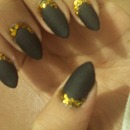 my nails... made by myself:)