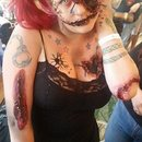 Makeup Contest Entry at Crypticon KC 2014