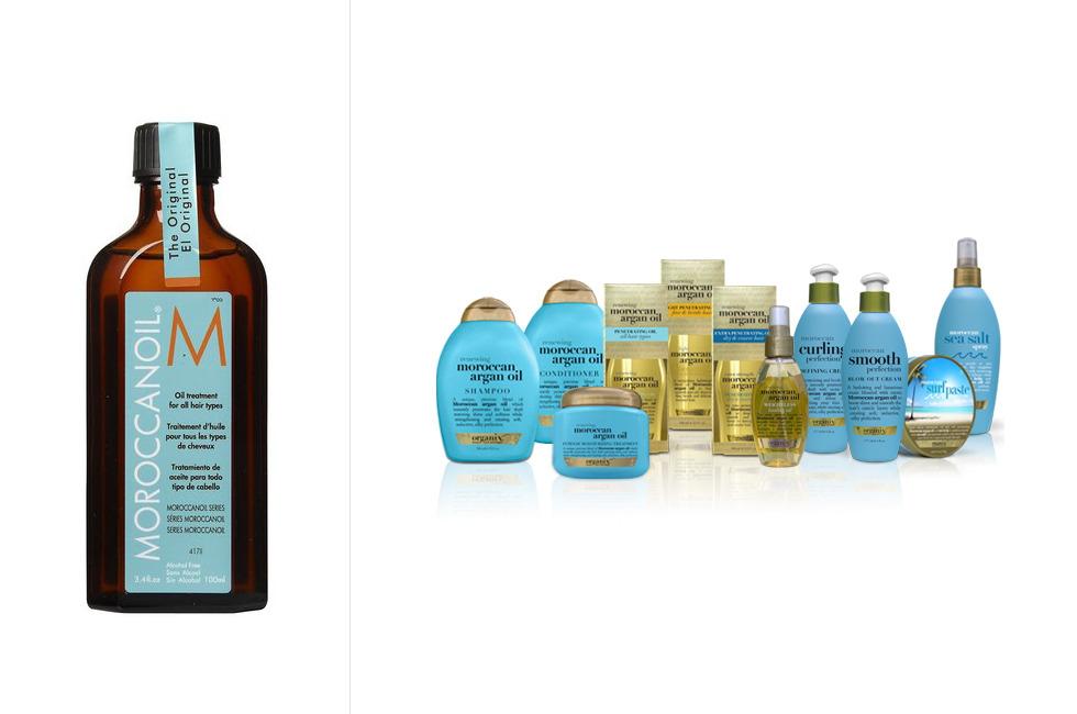 Macadamia Natural Oil Vs Moroccan Oil