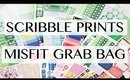Scribble Prints Co Misfit Grab bag