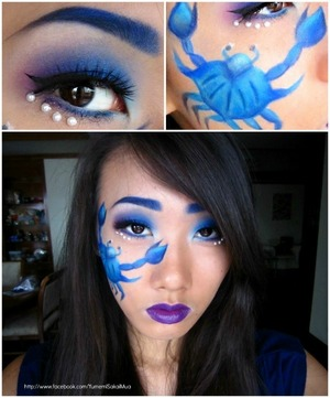 For makeupbee's competition! Please vote (;  https://www.makeupbee.com/look.php?look_id=58679