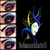 Maleficent Make Up