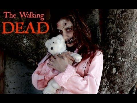 The Walking Dead: Zombie Little Girl Tutorial ...