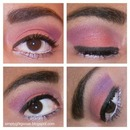 EOTD: Purple & Orange