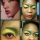 My 1st Dramatic Look