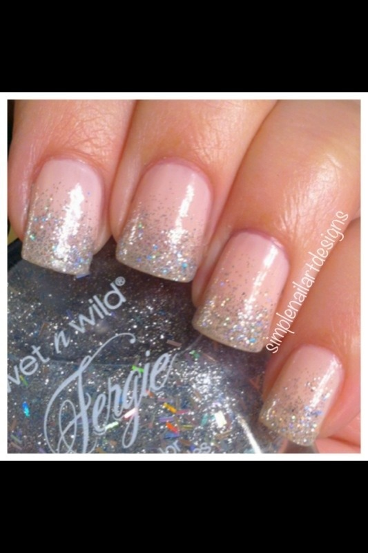 Glitter Gradient Nails | simplenailartdesigns s.\'s ...