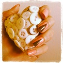 still loving accent nails ;-) have fun and try different colours ??
