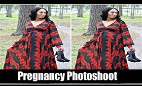 Pregnancy photoshoot (Pics Only)