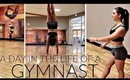 A Day In the Life of A GYMNAST !! | Tumbling Challenge