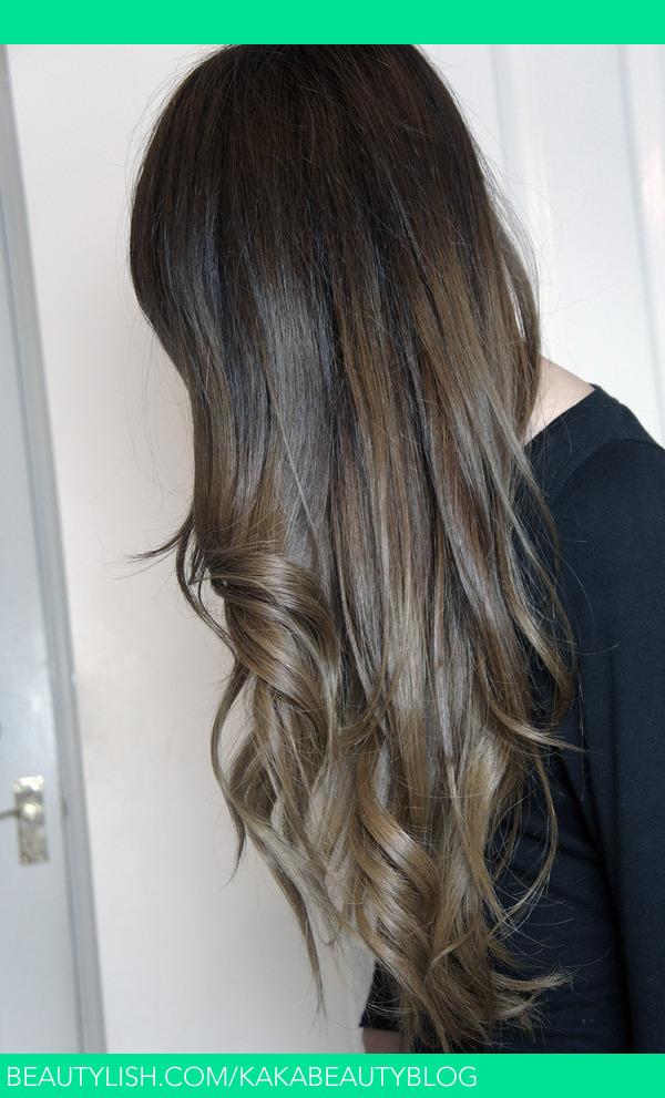Ash Brown Ombre Hair Kamen H S Kakabeautyblog Photo