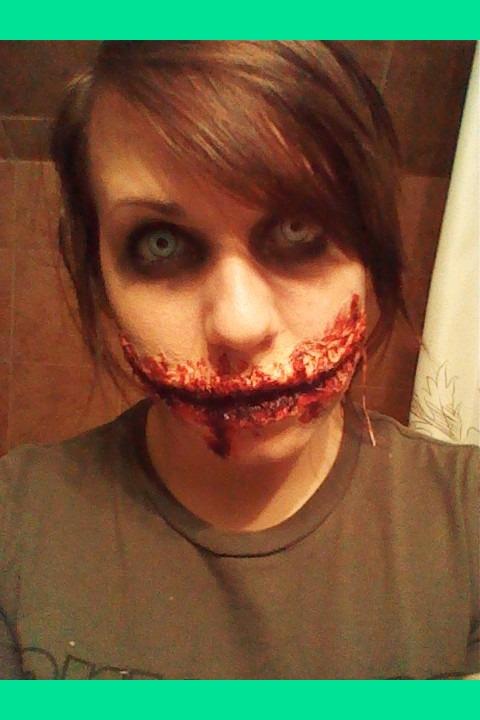 Halloween Scary Makeup Alissa F S Photo Beautylish