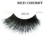 Red Cherry False Eyelashes #199