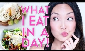 What I Eat In A Day | Healthy Everyday Recipes
