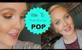 How To Make Blue Eyes PoP | Tutorial
