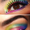 Mermaid Eyes & Splashes :)